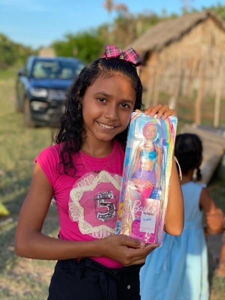 Érica criou a Escola da Esperança aos 12 anos no interior de Maranhão - Neyara Pinheiro