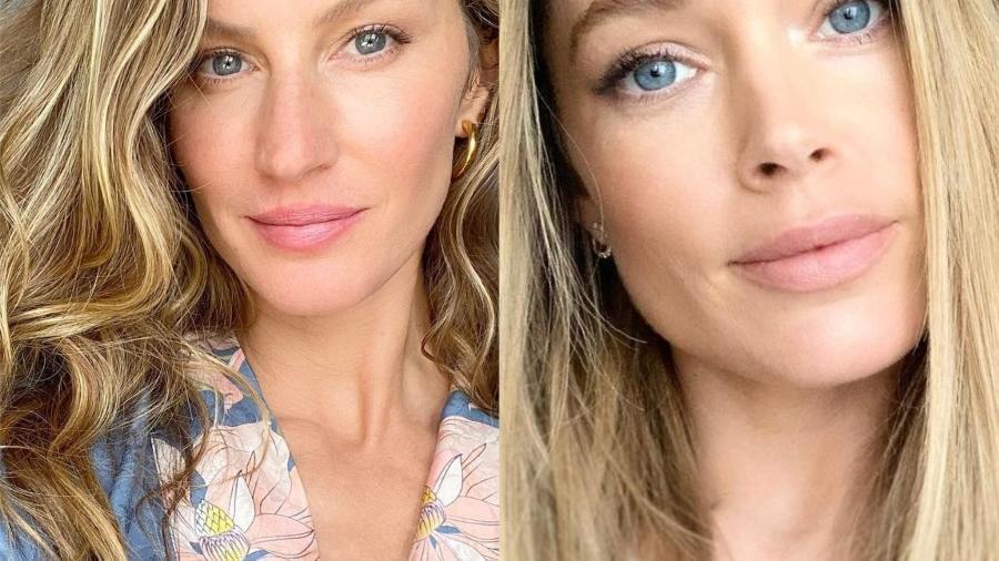 Gisele Bündchen pede menos ódio após Doutzen Kroes dizer não à vacinação - Reprodução / Instagram