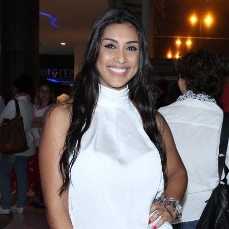 """Amanda participou do """"BBB15"""" - Alex Palarea / AgNews"""