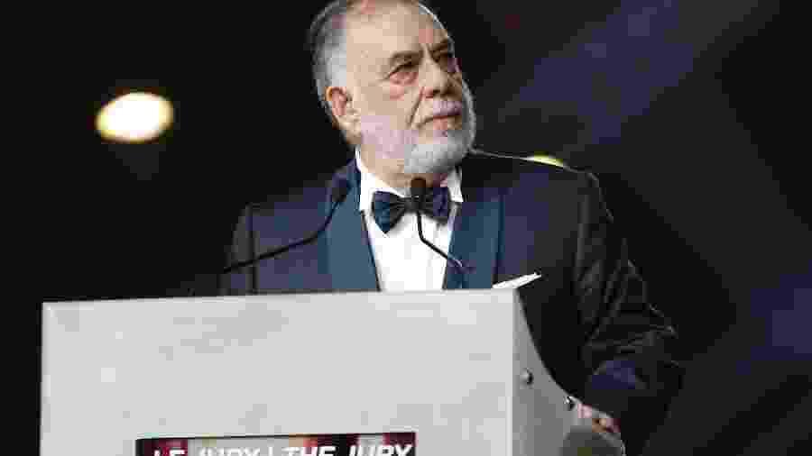 O cineasta Francis Ford Coppola - Abdeljalil Bounhar/AFP