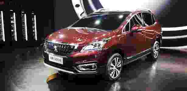 Peugeot 3008 - Leonardo Felix/UOL - Leonardo Felix/UOL