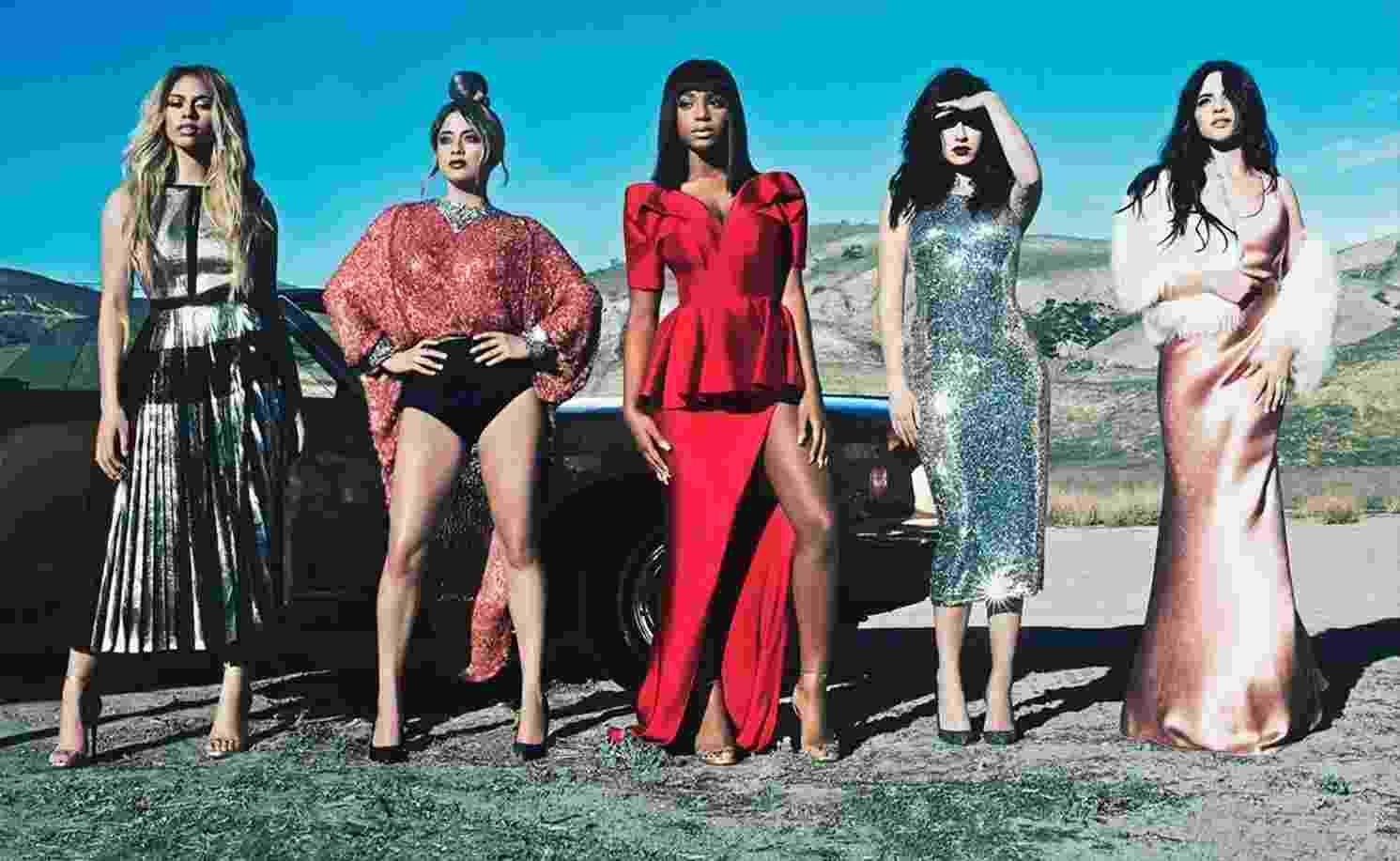 A girl band Fifth Harmony - Divulgação