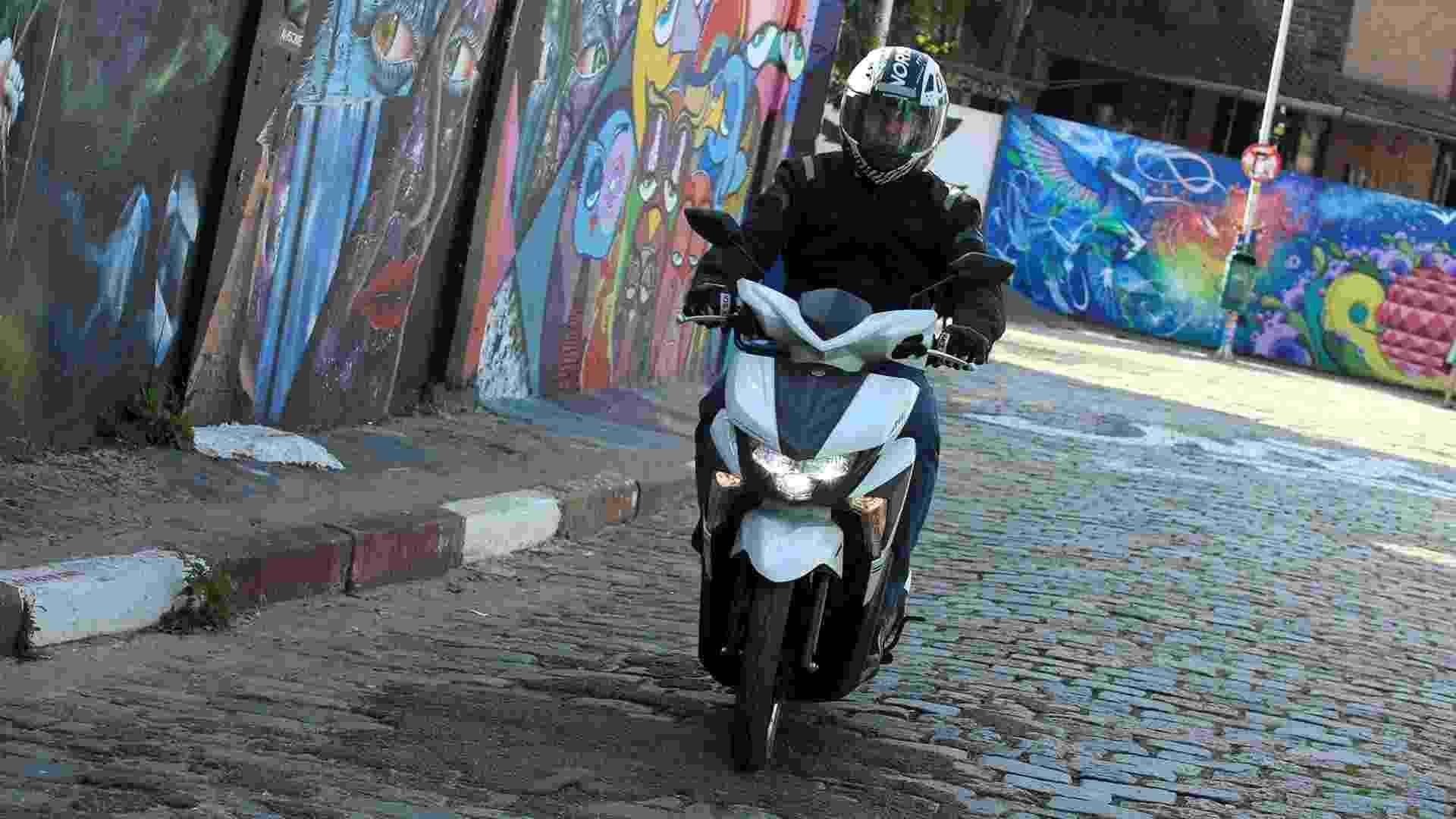 Yamaha Neo 125 2016 - Divulgação