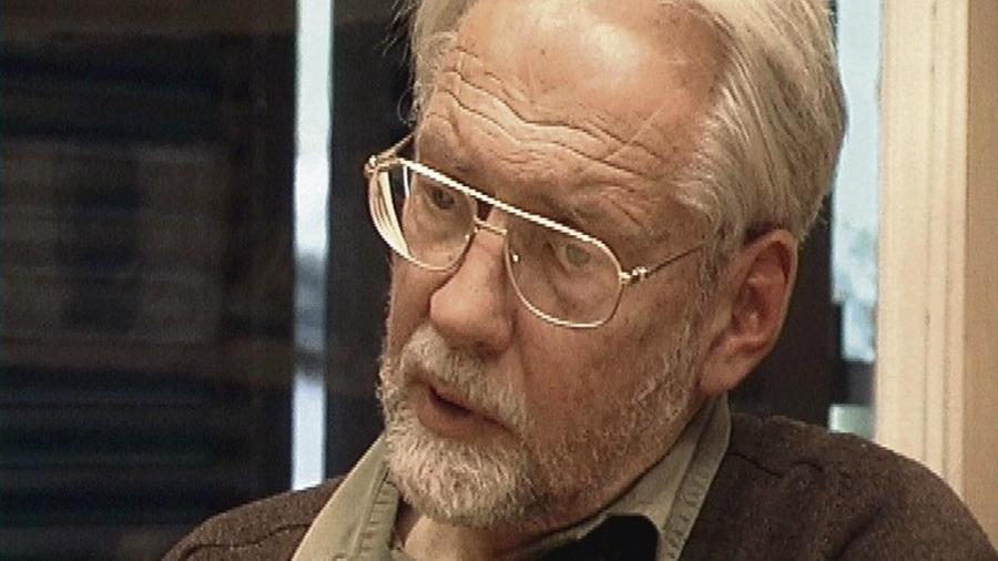 O escritor sul-africano Karel Schoeman - Reprodução