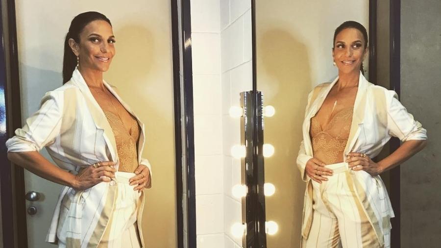 Ivete Sangalo anuncia gravidez de gêmeos, ela já é mãe de Marcelo, 7 anos - Reprodução/Instagram/ivetesangalo