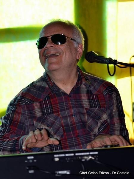 O cantor e compositor Sérgio Sá, que morreu aos 64 anos - Reprodução/Facebook