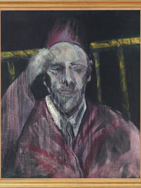 """O quadro de Francis Bacon - Christie""""s"""