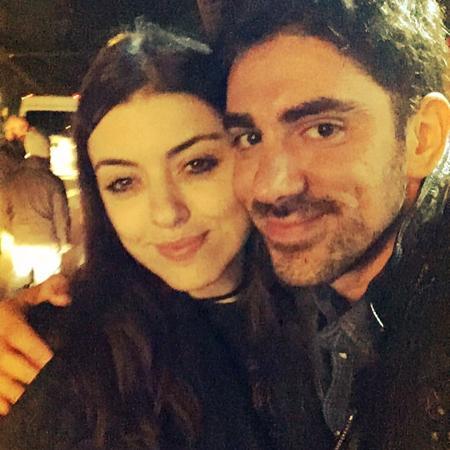 Marcelo Adnet se declara para a namorada, Patrícia Cardoso - Reprodução/Instagram/marceloadnet0