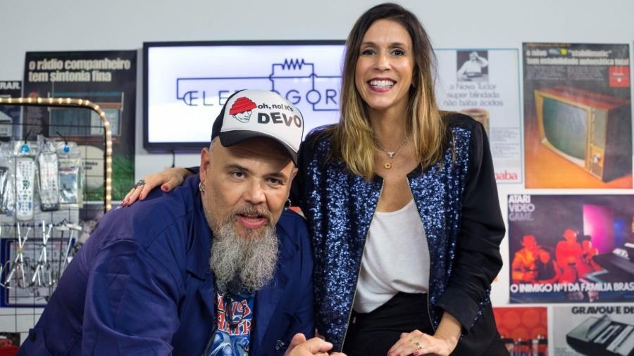 """Sarah Oliveira lembra sua carreira no """"Eletrogordo"""" - Divulgação"""