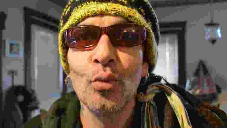 Chuck Mosley, primeiro vocalista do Faith No More - Reprodução/Facebook