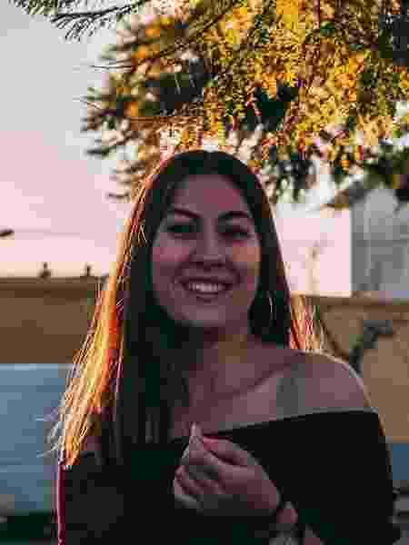 Ana Santiago - Reprodução - Reprodução