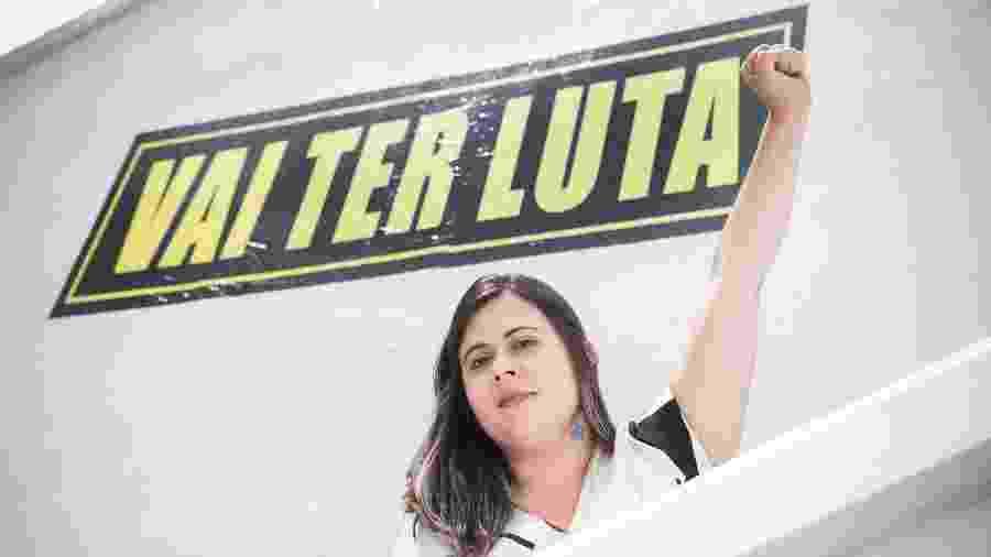 A deputada federal Sâmia Bomfim (PSOL) - Lucas Lima/UOL
