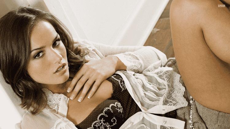 A atriz pornô Tori Black - Reprodução - Reprodução