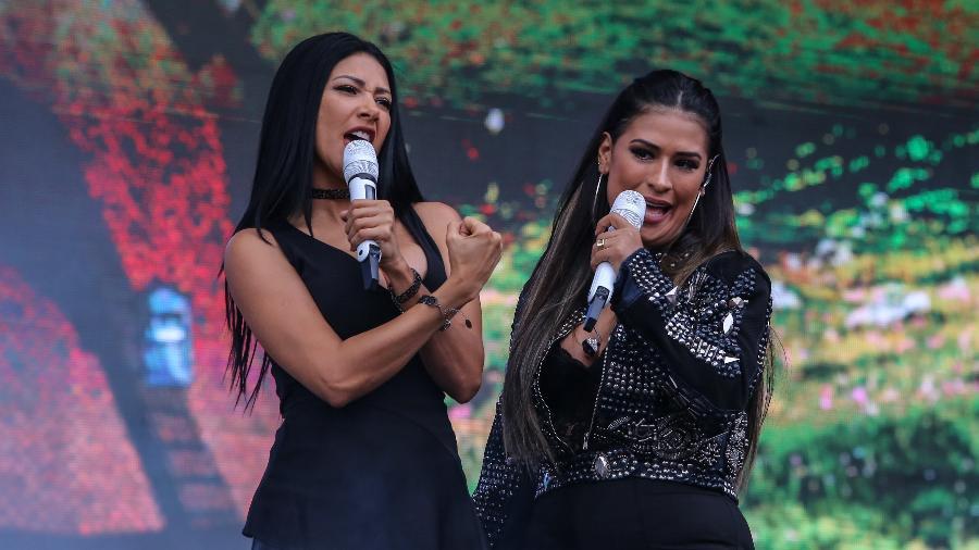 "A dupla Simone e Simaria vai continuar no ""The Voice Kids"" - Amanda Perobelli/UOL"