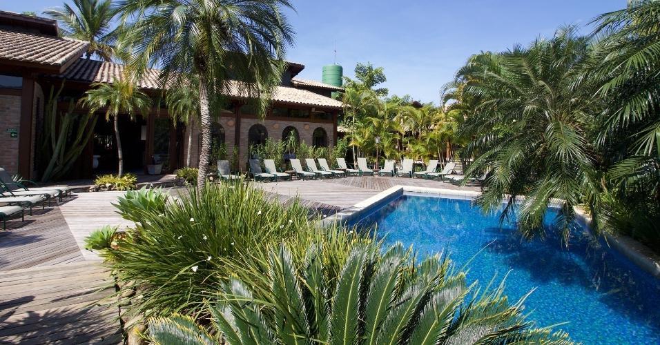 Hotel Villa Bebek, em Camburizinho