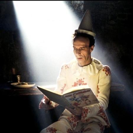 Roberto Benigni como Pinóquio - Reprodução