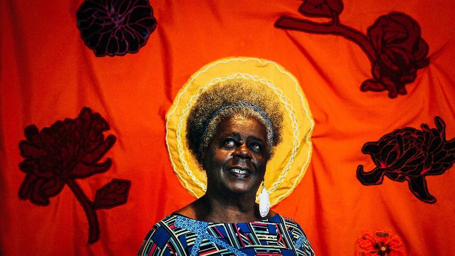 """Autora de obras como """"Ponciá Vicêncio"""" e """"Olhos d`água"""", Conceição Evaristo, 73, é a grande homenageada do Prêmio Jabuti de 2019 - Zanone Fraissat/Folhapress"""