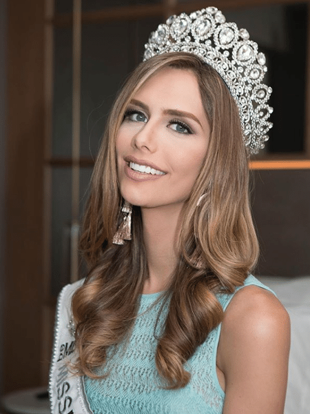 A Miss Espanha, Angela Ponce - Reprodução/Instagram