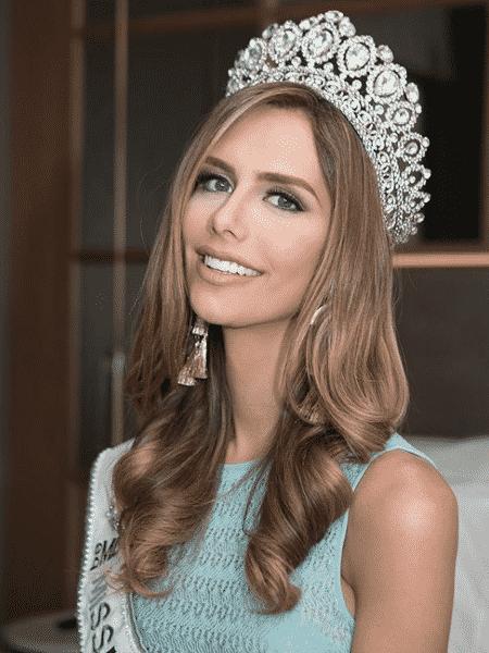 Trans espanhola é favorita para vencer Miss Universo em casa de apostas 039c035415f34