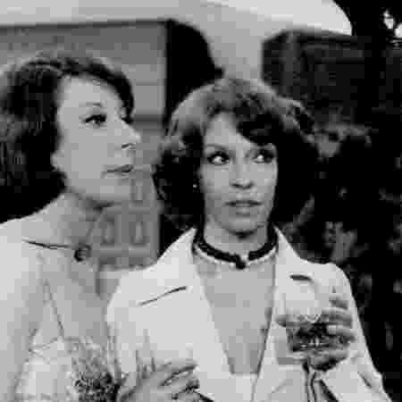 """Em """"O Rebu"""" (1974), as personagens Roberta e Glorinha formaram o primeiro casal lésbico e LGBT da Rede Globo - Divulgação - Divulgação"""