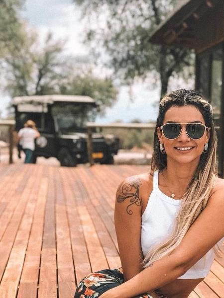 Kelly Key curte festas de fim de ano na África do Sul - Reprodução/Instagram