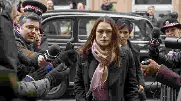"""Keira Knightley em cena de """"Official Secrets"""" - Divulgação/Sundance Institute - Divulgação/Sundance Institute"""