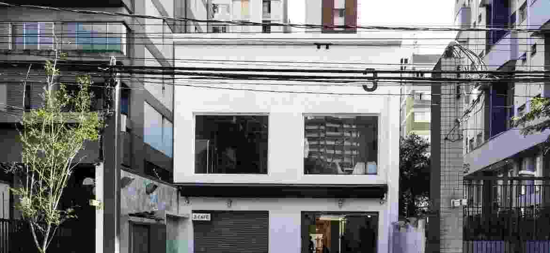 A Loja Três tem duas unidades em São Paulo; na foto, a loja localizada no bairro de Pinheiros, na zona oeste da cidade - Veronica Cowie/UOL