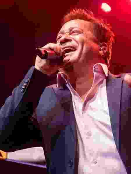 O cantor Leonardo - Glaucon Fernandes - 26.jan.2019/Eleven