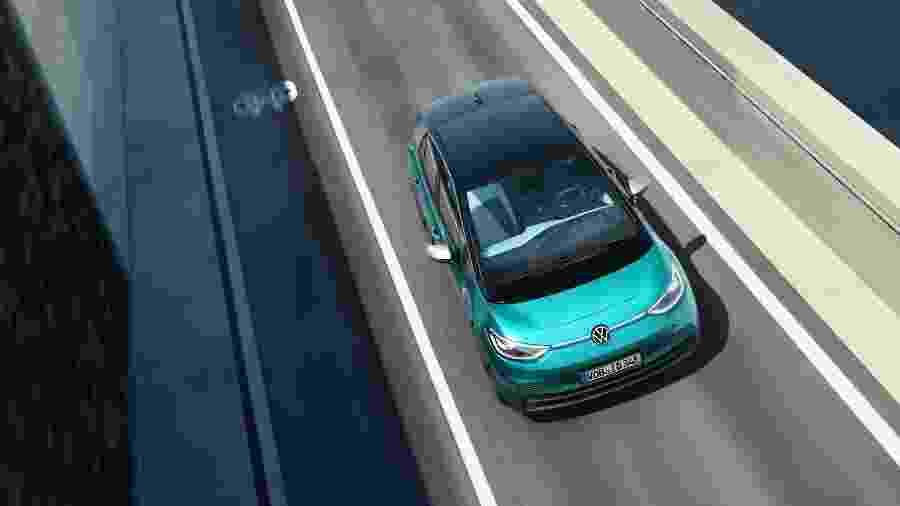Volkswagen ID.3 - Volkswagen/Divulgação