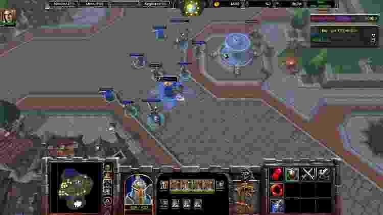 Warcraft Unidades - Divulgação - Divulgação