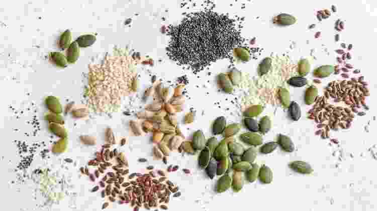 sementes comestíveis - iStock - iStock