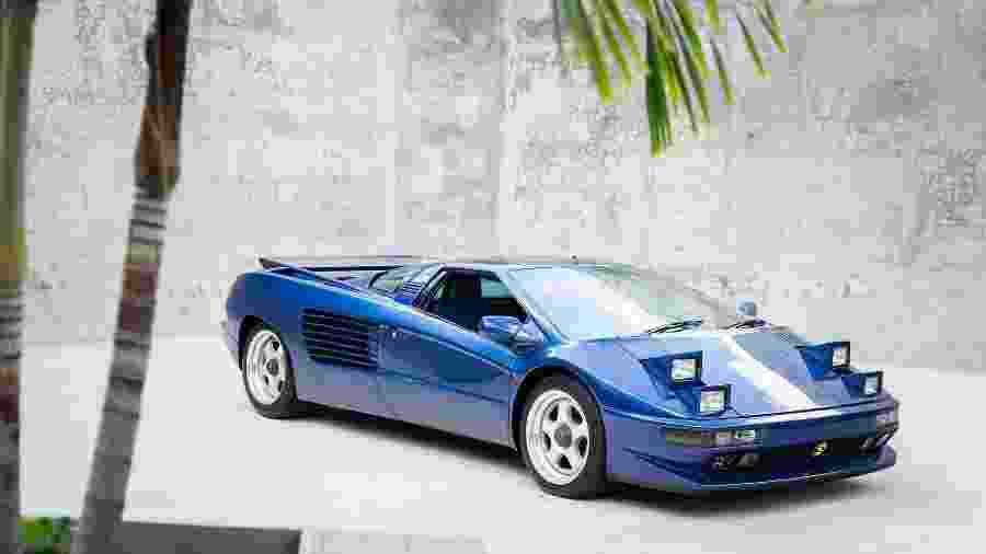 Cizeta V16T 1993 - Divulgação