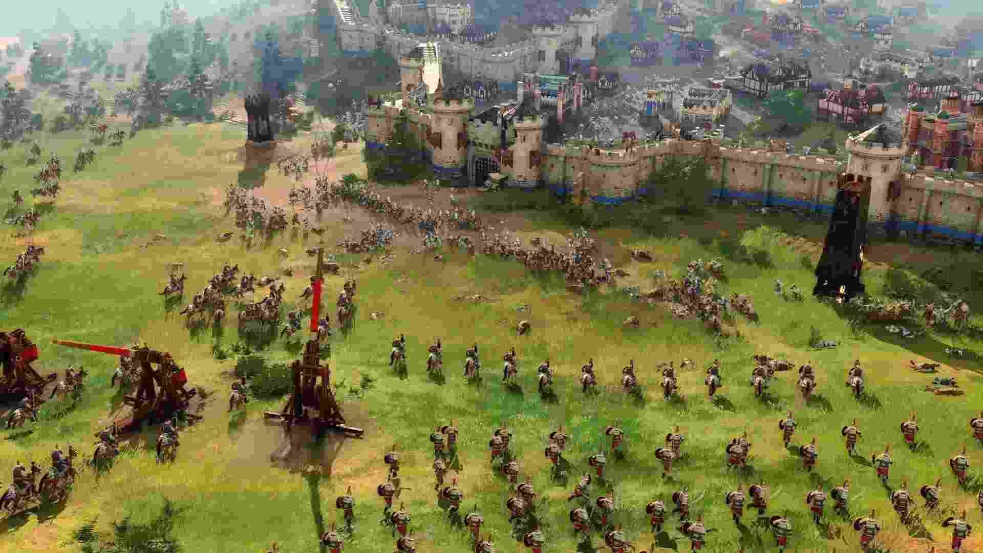Age of Empires 4 - Reprodução