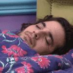 BBB 21: Fiuk dorme no quarto colorido - Reprodução/Globoplay