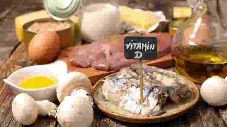 alimentos fonte de vitamina D - iStock - iStock