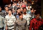 Estilo unissex e natureza marcam a Semana de Moda Masculina de Milão - AFP