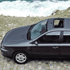 Fiat Marea - Divulgação/Fiat