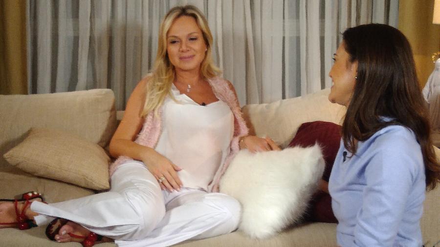 Eliana faz primeira aparição em seu programa após sair de licença médica do SBT - Divulgação/SBT