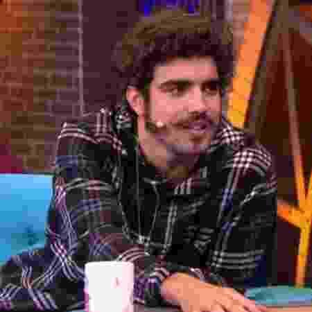 """Caio Castro participa do """"Lady Night"""", de Tatá Werneck, no MultiShow - Reprodução/MultiShow"""