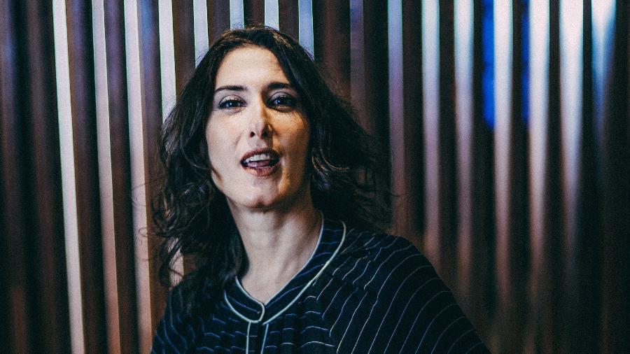 Retrato da chef Paola Carosella (Especial Mulheres 17) - Adriano Vizoni/Folhapress