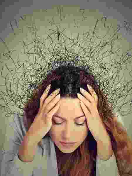 É possível treinar o cérebro para gerenciar a ansiedade - iStock