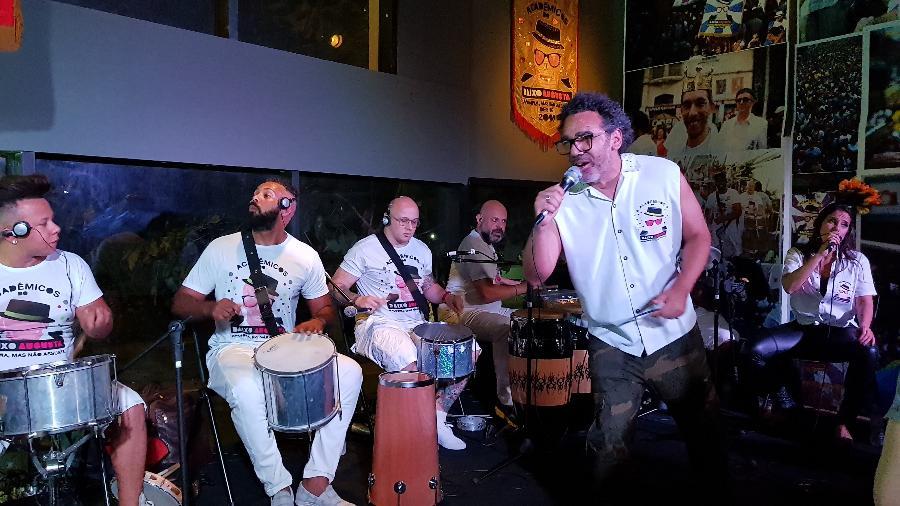 Banda do Baixo Augusta conta com o cantor Simoninha - Divulgação