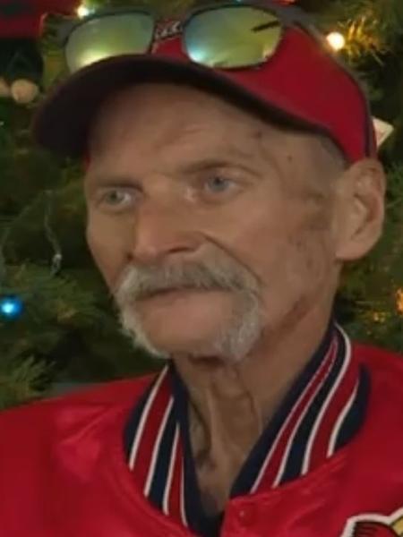 Andrew Heafner, aos 65 anos - Reprodução/Fox News