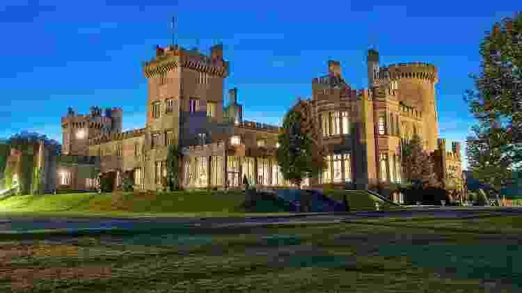 Hotel Dromoland Castle, na Irlanda - Divulgação/Dromoland Castle - Divulgação/Dromoland Castle