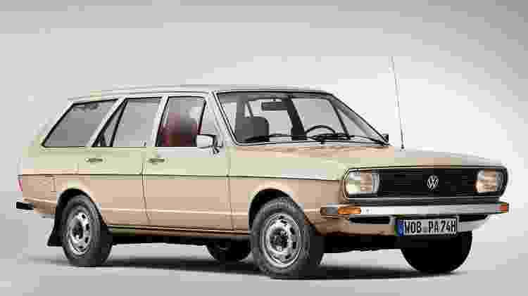 Volkswagen Passat Variant 1973 - Divulgação - Divulgação