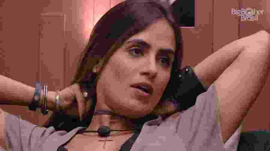"""Carolina, ex-participante do """"BBB19"""" - Reprodução/Globoplay"""