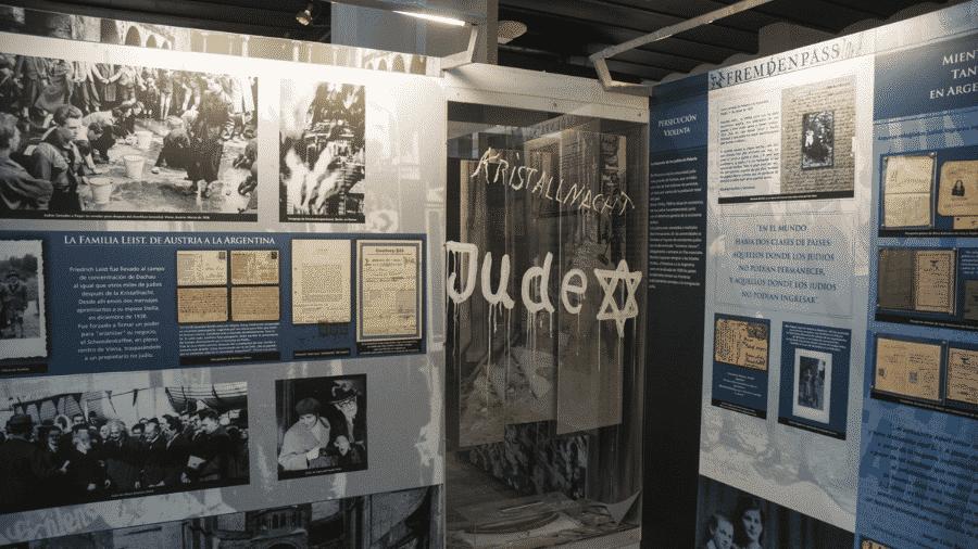 Museu do Holocausto, na Argentina - Reprodução
