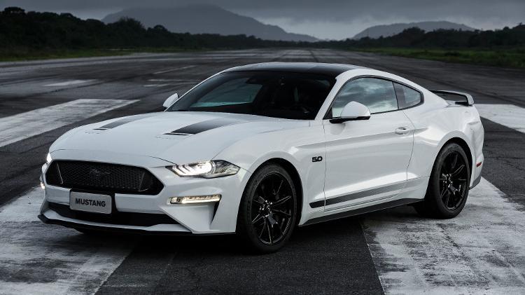 Por R$ 328,9 mil | Ford anuncia edição especial do Mustang e mais 8 lançamentos