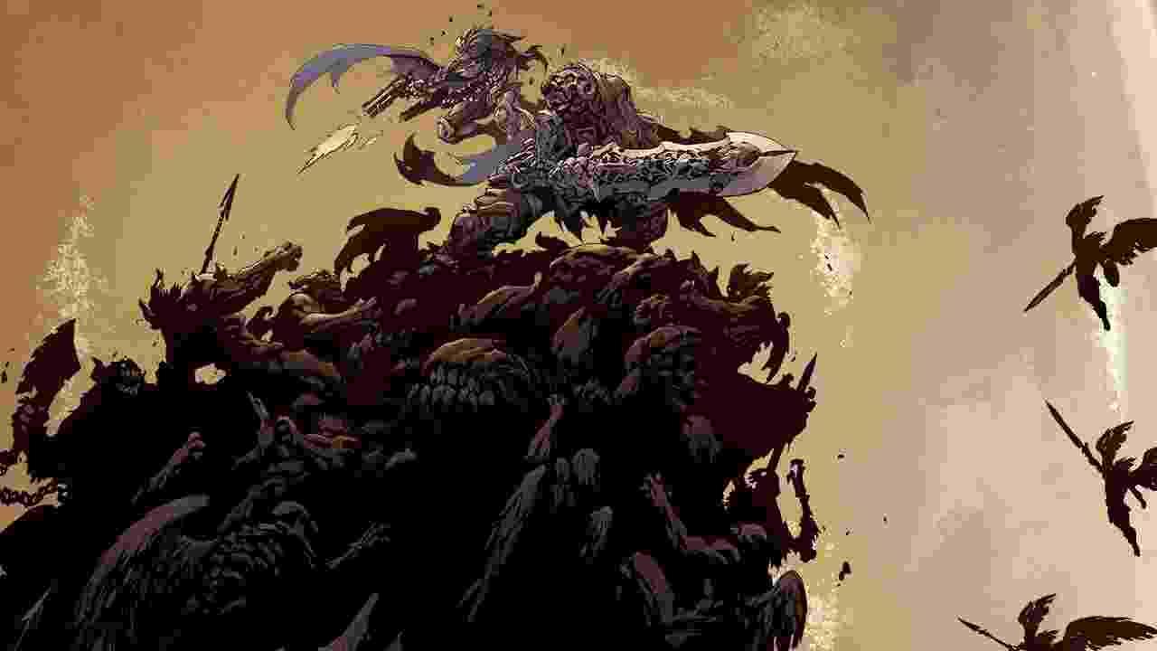 Darksiders Genesis - Divulgação