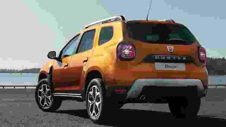 Renault Duster 2 - Divulgação - Divulgação